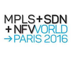 MPLS + SDN + NFV World Congress