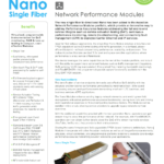 Nano-Single-Fiber-Datasheet | Accedian