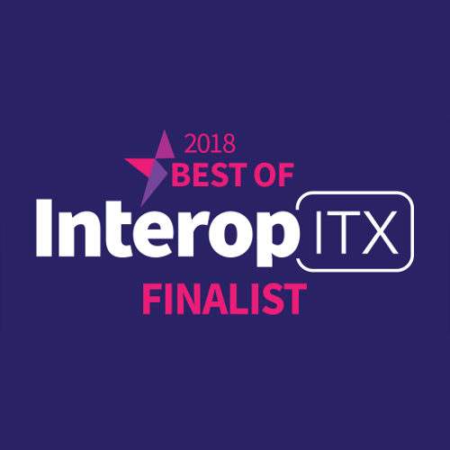 2018 Best of Interop ITX Finalist
