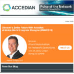 June 2018 Monthly Newsletter | Accedian