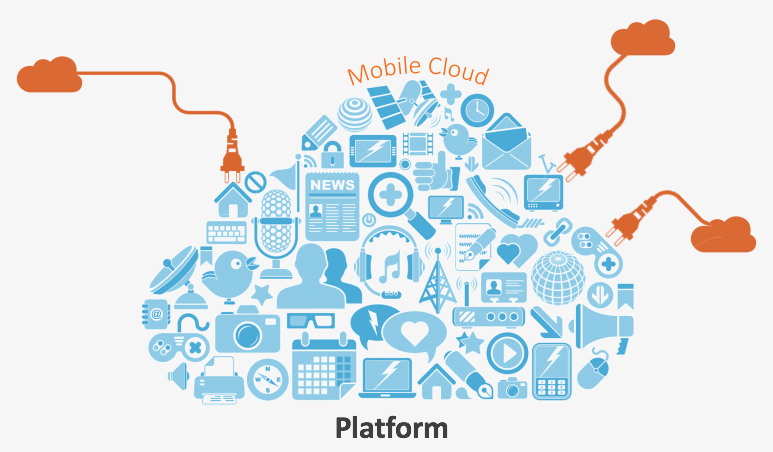 One way to think of 5G is a mobile cloud platform