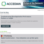2018 August Monthly Newsletter - Enterprise Edition