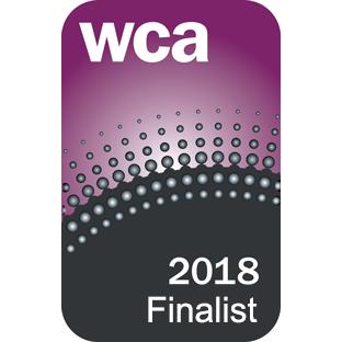 World Communication Awards 2018 finalist